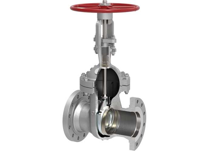 Flexible wedge gate valves - Bolted bonnets